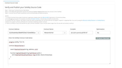 Code-Tab_Eintragung